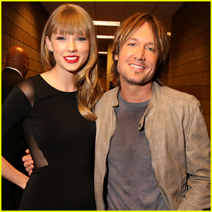 Taylor Swift Responds to Keith Urban's 'Reputation' Review