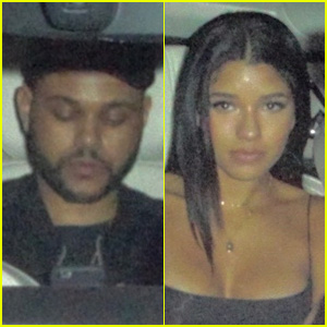 The Weeknd Goes On a Date with Justin Bieber's Ex-Flame Yovanna Ventura