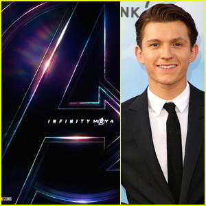 Tom Holland Shares Confidential 'Infinity War' Poster on Accident
