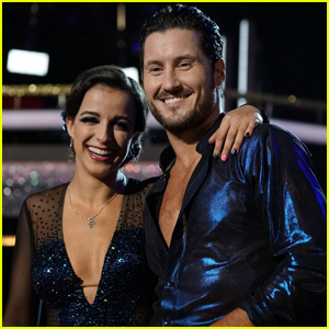 Victoria Arlen Recruits Laurie Hernandez for 'DWTS' Trio Week - Watch Now!