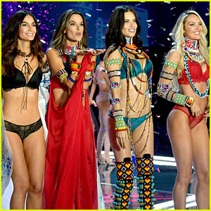 Every Model Who Walked in the Victoria's Secret Fashion Show 2017