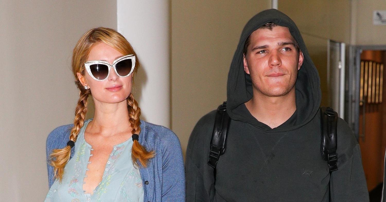 Paris Hilton Says She and Fiancé Chris Zylka Have Date Night Every Single Night