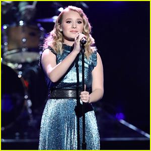 Addison Agen: 'The Voice' Finale Performances - Watch Now!