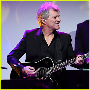 Bon Jovi Leads Rock & Roll Hall of Fame 2018 Inductees