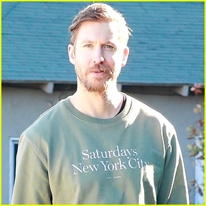 Calvin Harris Just Bought a Huge New Mansion in Hollywood!