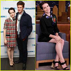 Claire Foy Tells Jimmy Fallon She Was Treated Better As a Blonde - Watch Here!