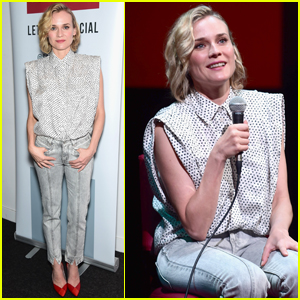 Diane Kruger Got a Tattoo Because of 'In The Fade's Success!