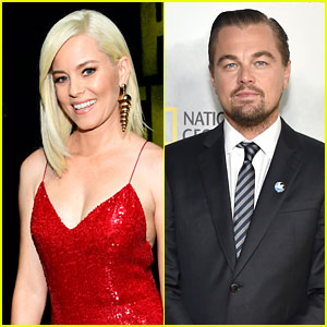 Elizabeth Banks Shares Hilarious GIF of Her 'Catch Me If You Can' Scene With Leonardo DiCaprio