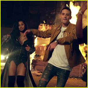 G-Eazy, Cardi B & A$AP Rocky Debut 'No Limit' Music Video!