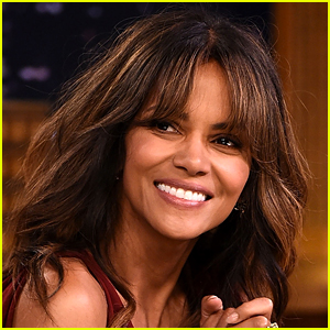 Halle Berry Says Goodbye to 2017 with Her Middle Finger's Help