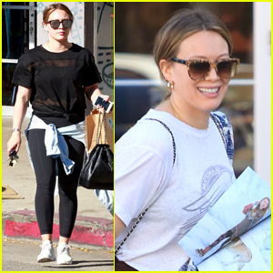 Hilary Duff Gets a New Tattoo Honoring a Hollywood Icon