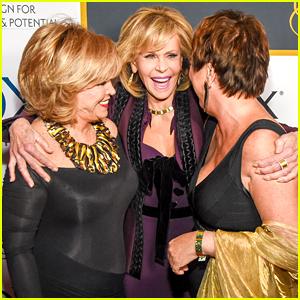 Jane Fonda Celebrates 80th Birthday with GCAPP!