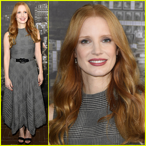 Jessica Chastain Reveals the Moment She Knew She Wanted to Do 'Molly's Game'