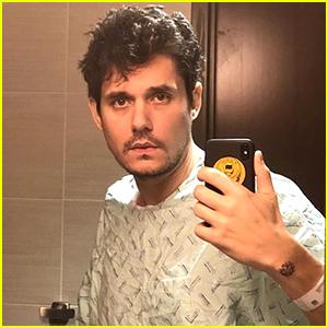 John Mayer Jokes He's 'Still Got It' After Emergency Appendectomy