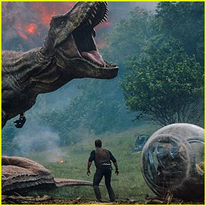 'Jurassic World: Fallen Kingdom' Full Trailer Released - Watch Now!