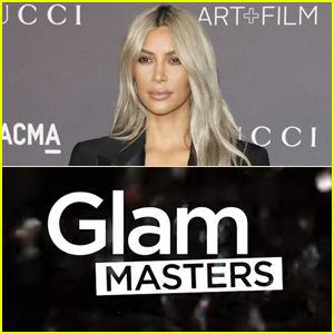 Kim Kardashian Announces Beauty Competition Show 'Glam Masters'