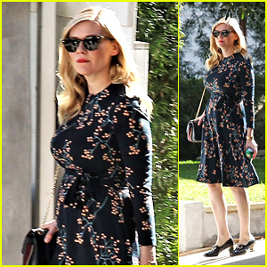 Kirsten Dunst Steps Out for the First Time Amid Pregnancy Reports!
