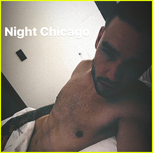 Liam Payne is Showing Off His Super Ripped Body - See the Hot Photos!