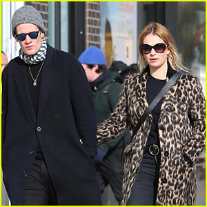 Lily James & Matt Smith Couple Up in New York City