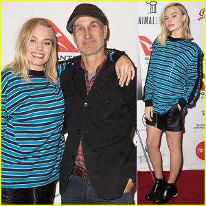 Margot Robbie & Hubby Tom Ackerley Made 'I, Tonya' Instead of Going on Honeymoon!