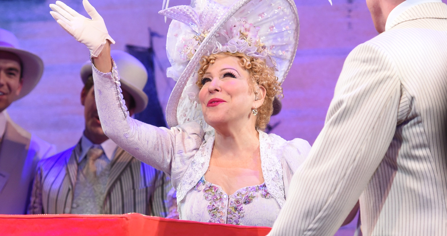 Bette Midler Celebrates 72nd Birthday On Stage At Hello