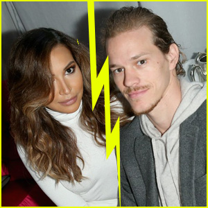Naya Rivera Files for Divorce from Ryan Dorsey for Second Time