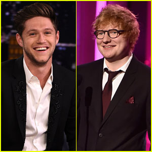 Niall Horan Reveals Why Ed Sheeran Had to Borrow His Clothes