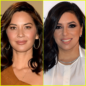 Olivia Munn Had an Awkward Exchange with Her Masseuse After Her Christmas with Eva Longoria