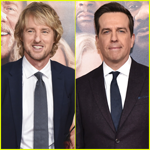 Owen Wilson & Ed Helms Premiere 'Father Figures' in Hollywood