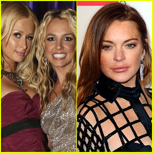 Paris Hilton Shades Lindsay Lohan Over Their Hangout with Britney Spears