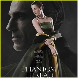 Daniel Day-Lewis' Final Film 'Phantom Thread' Reveals First Poster