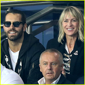 Robin Wright Is Dating Fashion Exec Clement Giraudet (Report)