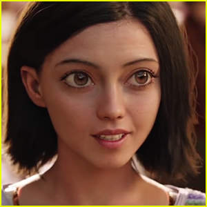 Rosa Salazar Debuts as a Cyborg in First 'Alita: Battle Angel' Trailer - Watch Now!