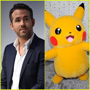 Ryan Reynolds to Play Detective Pikachu in New Pokemon Movie!