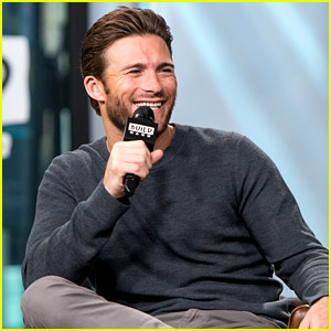 scott eastwood gets an early start to promoting 'pacific