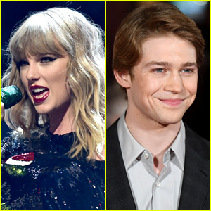 Taylor Swift & Boyfriend Joe Alwyn Spotted Together Leaving Jingle Ball in NYC!