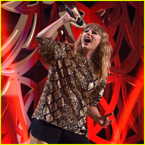 Taylor Swift Debuts 'End Game' Live With Ed Sheeran at Jingle Ball - Watch Now!