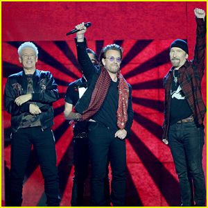 U2 Notches Eighth No. 1 Album on the Billboard 200 With 'Songs of Experience'!
