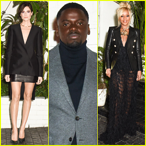 'Get Out's Allison Williams & Daniel Kaluuya Celebrate at W Magazine's Pre-Golden Globes Party!
