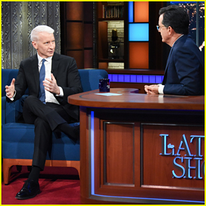Anderson Cooper Explains Why He Walked Out of the New 'Star Wars' Movie!
