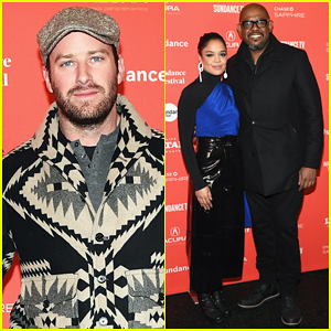 Armie Hammer & Tessa Thompson Premiere 'Sorry To Bother You' at Sundance Film Festival 2018!
