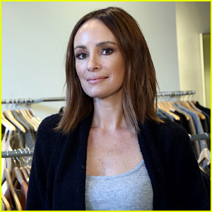 Catt Sadler Responds to E!'s Claims That She & Jason Kennedy Had Different Workloads