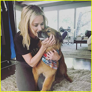 Chelsea Handler's Beloved Dog Chunk Dies - See Her Heartfelt Post