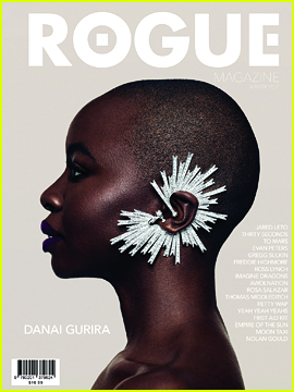 'Black Panther' Star Danai Gurira Strikes a Pose for 'Rogue'!