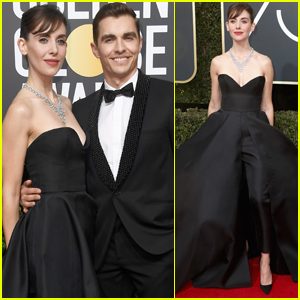 Dave franco alison brie couple up at golden globes 2018 2018 dave franco alison brie couple up at golden globes 2018 m4hsunfo