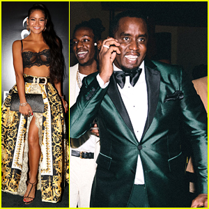 Diddy Hosts a Star-Studded NYE Party at His Miami Home!