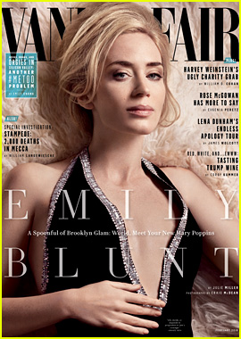 Here's What Emily Blunt Will Say to You If You Ask for a Selfie