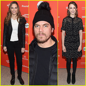 9f1156f9bd5d Hilary Swank   Michael Shannon Team Up to Premiere  What They Had  at Sundance  Film Festival!
