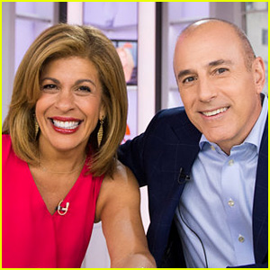 Hoda Kotb Reveals What Matt Lauer Said After She Landed 'Today' Show Anchor