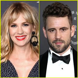 Is January Jones Dating The Bachelor's Nick Viall?